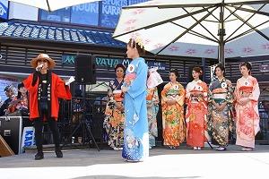 Oshogatsu in Little Tokyo